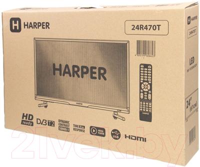 Телевизор Harper 24R470T -