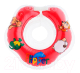 Круг для купания Roxy-Kids Flipper FL001 (красный) -
