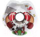 Круг для купания Roxy-Kids Футболист Flipper FL010 -