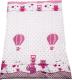 Комплект постельный детский Баю-Бай Раздолье К20-Р1 (розовый) -