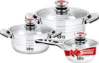 Набор кухонной посуды Lara LR02-104 -