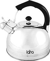 Чайник со свистком Lara LR00-06 -