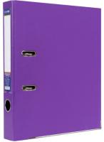 Папка-регистратор Комус OfficeStyle / 1144783 (фиолетовый) -