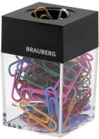 Подставка настольная Brauberg 228401 (со скрепками) -