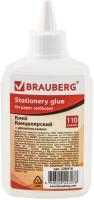 Клей силикатный Brauberg 228416 (110мл) -