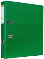 Папка-регистратор Комус OfficeStyle / 1144789 (темно-зеленый) -