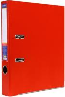 Папка-регистратор Комус OfficeStyle / 1144770 (красный) -