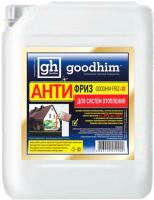Теплоноситель для систем отопления GoodHim FRIZ-30C / 12894 (10кг, красный) -