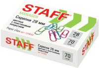 Скрепки Staff Manager / 224630 (70шт) -