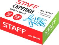 Скрепки Staff 226247 (100шт) -