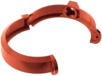 Хомут Технониколь ПВХ Универсальный 425865 (140 мм, красный) -