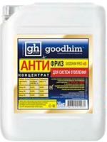 Теплоноситель для систем отопления GoodHim FRIZ-65C концентрат / 12924 (10кг, красный) -