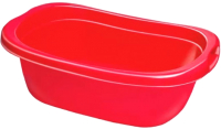 Таз Эльфпласт Лагуна прямоугольный / ЕР248 (16л, красный) -