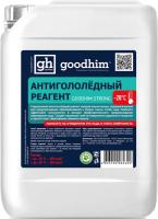Противогололедный реагент GoodHim Strong № 20 / 82336 (20л) -