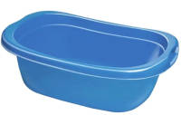 Таз Эльфпласт Лагуна прямоугольный / ЕР250 (32л, голубой) -