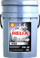 Моторное масло Shell Helix HX8 А5/B5 5W30 (20л) -