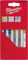 Набор пильных полотен Milwaukee 4932345825 -