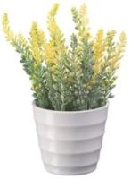Искусственное растение Вещицы Вереск / B14-yellow -