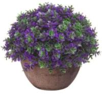 Искусственное растение Вещицы Азалия / B18-purple -