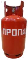Газовый баллон бытовой Novogas НЗ 206.00.00-04 (27л, с ВБ-2) -