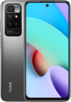 Смартфон Xiaomi Redmi 10 4GB/64GB 2021 без NFC (серый оникс) -