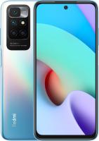Смартфон Xiaomi Redmi 10 4GB/64GB 2021 без NFC (морской синий) -
