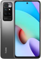 Смартфон Xiaomi Redmi 10 4GB/128GB 2021 без NFC (серый оникс) -