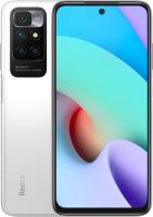 Смартфон Xiaomi Redmi 10 4GB/128GB 2021 без NFC (белый камень) -