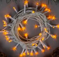 Светодиодная гирлянда Luazon Нить 3556776 (желтый) -