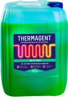Теплоноситель для систем отопления Thermagent -30°C ЭКО (10л, зеленый) -