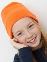 Шапка детская Mark Formelle 227006 (р.52, оранжевый) -