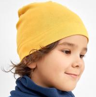 Шапка детская Mark Formelle 227007 (р.52, горчичный) -