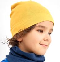 Шапка детская Mark Formelle 227007 (р.54, горчичный) -