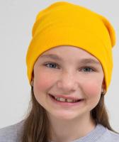 Шапка детская Mark Formelle 227007 (р.52, желтый) -