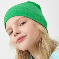 Шапка детская Mark Formelle 227007 (р.52, зеленый-3) -