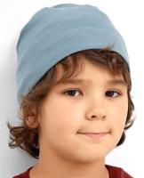 Шапка детская Mark Formelle 227007 (р.54, серый меланж) -