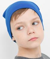 Шапка детская Mark Formelle 227007 (р.54, темно-синий) -