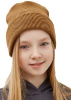 Шапка детская Mark Formelle 227012 (р.54, бежевый) -