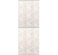 Экран-дверка Comfort Alumin Пионовая нежность 0.73x2 -