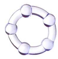 Эрекционное кольцо ToyFa Brid / 768016 (фиолетовый) -