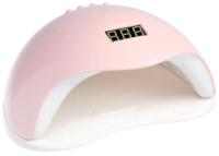 UV/LED лампа для маникюра JessNail Sun 5 BL (48Вт, розовый) -