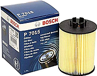 Масляный фильтр Bosch F026407015 -