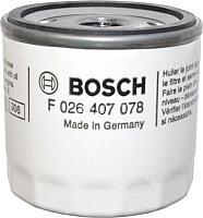 Масляный фильтр Bosch F026407078 -