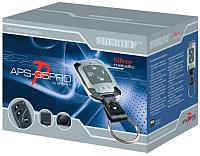 Автосигнализация Sheriff APS-35 PRO T2 Silver -
