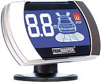 Парковочный радар ParkMaster 8-FJ-27 (Silver) -