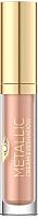 Тени для век Eveline Cosmetics Metallic Cream Eyeshadow №3 (4.5мл) -