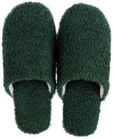 Тапочки домашние Miniso 0603 (р-р 41-42, зеленый) -