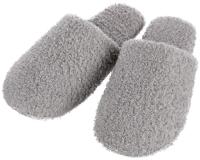 Тапочки домашние Miniso 0610  (р-р 41-42, серый) -