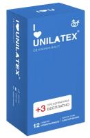 Презервативы Unilatex Natural Plain №12 -