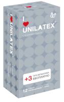 Презервативы Unilatex Dotted №12 -